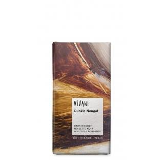 Vivani Bio Schokolade Feine Bitter Nougat