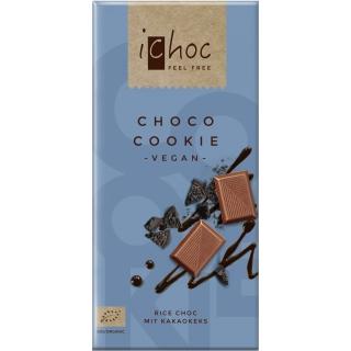 IChoc Bio Choco Cookie Reisdrink-Schokolade