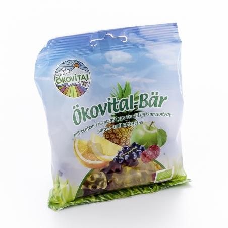 Ökovital Bio Gummibärchen Ökovital-Bär mit Gelatine