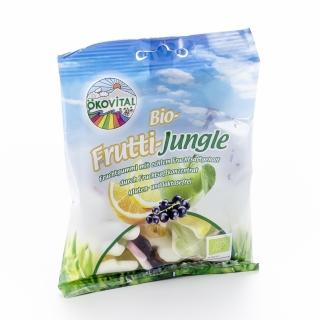 Ökovital Bio Gummitierchen Frutti-Jungle mit Gelatine