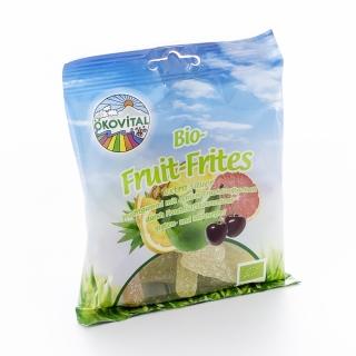 Ökovital Bio Fruchtstäbchen sauer Fruit-Frites mit Gelatine