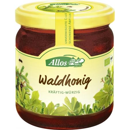 Allos Bio Waldhonig Kräftig-Würzig