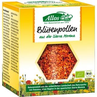 Allos Bio Blütenpollen aus der Sierra Morena