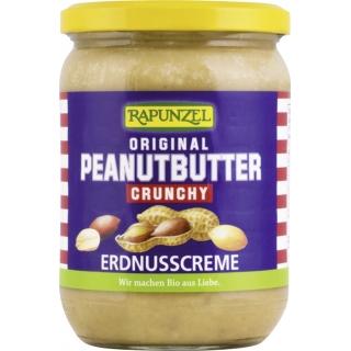 Rapunzel Bio Peanutbutter Original Crunchy