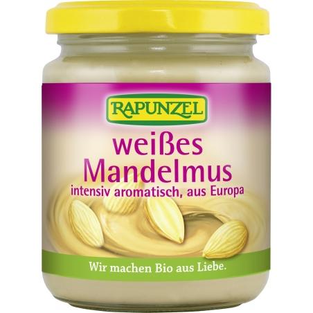 Rapunzel Bio Mandelmus weiss aus Europa