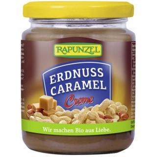 Rapunzel Bio Creme Erdnuss-Caramel