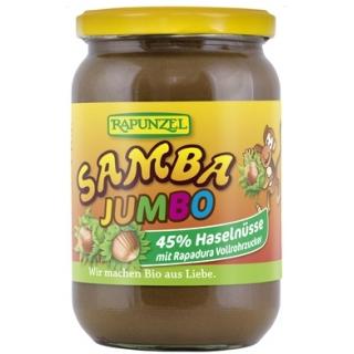 Rapunzel Bio Samba Haselnuss Jumbo