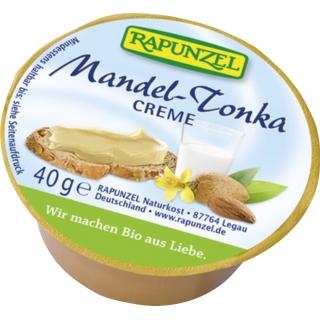 Rapunzel Bio Creme Mandel Tonka Portion