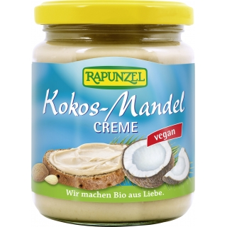 Rapunzel Bio Kokos-Mandel Creme