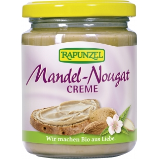 Rapunzel Bio Mandel-Nougat Creme