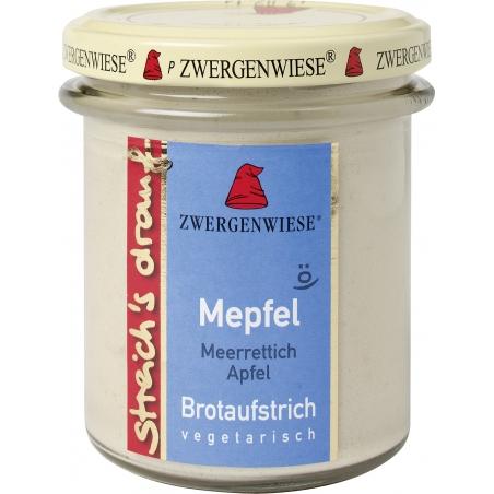 Zwergenwiese Bio Brotaufstrich Mepfel