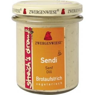 Zwergenwiese Bio Brotaufstrich Senf und Dill