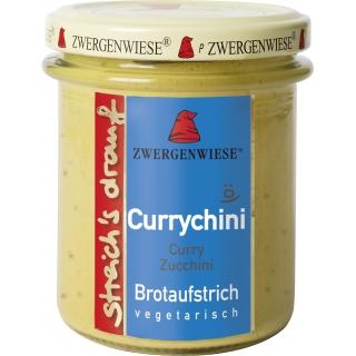 Zwergenwiese Bio Brotaufstrich Curry und Zucchini
