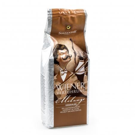 Sonnentor Bio Melange Kaffee gemahlen Wiener Verführung