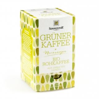 Sonnentor Bio Grüner Kaffee - Rohkaffee