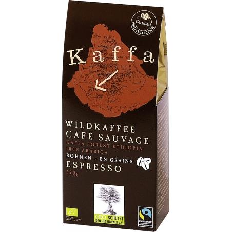Original Food Bio Wildkaffee Espresso Bohnen