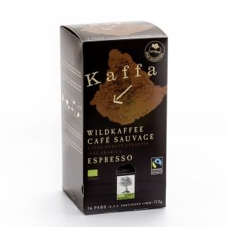 Original Food Bio Wildkaffee Espresso Pads