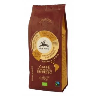 Alce Nero Bio Espresso gemahlen Hochland 100 Prozent Arabica