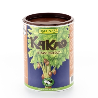 Rapunzel Bio Kakaopulver stark entölt