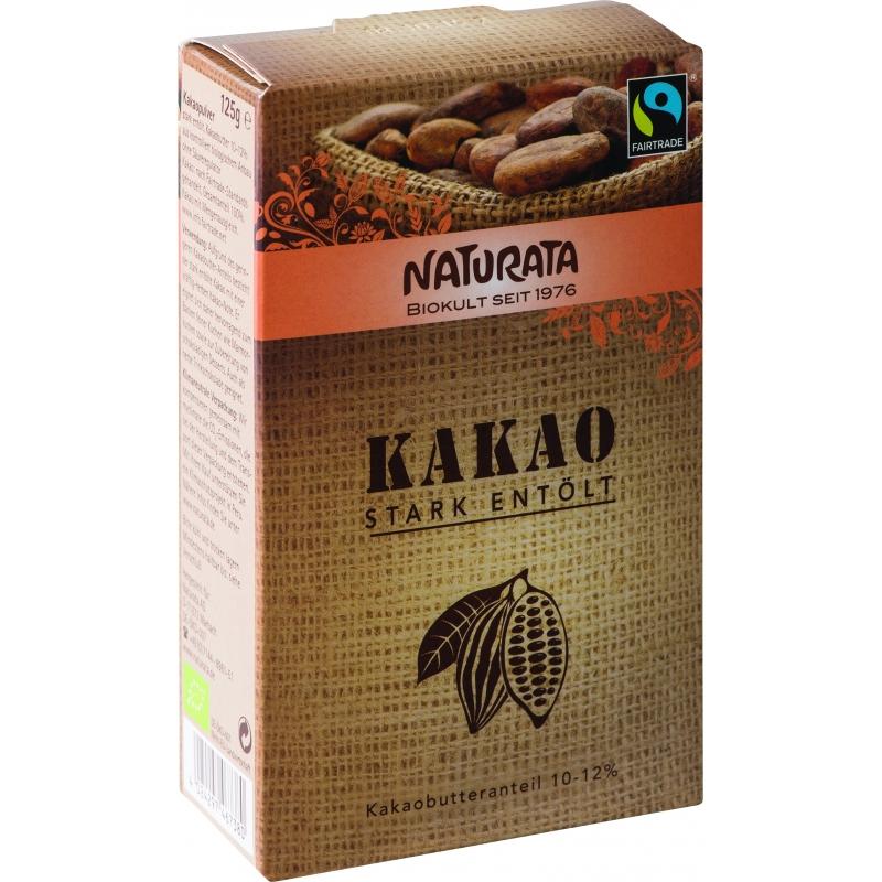 Naturata Bio Kakao stark entölt