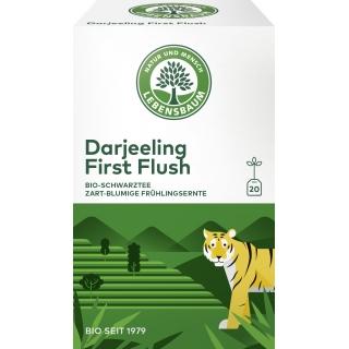Lebensbaum Bio Schwarztee Darjeeling First Flush
