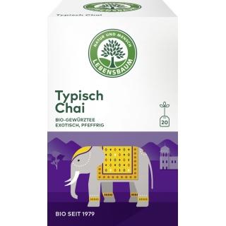 Lebensbaum Bio Gewürztee Typisch Chai