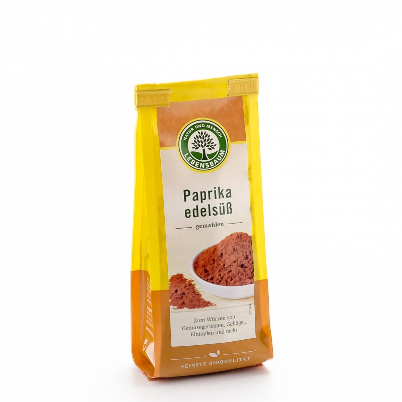 Lebensbaum Bio Paprika edelsüss gemahlen