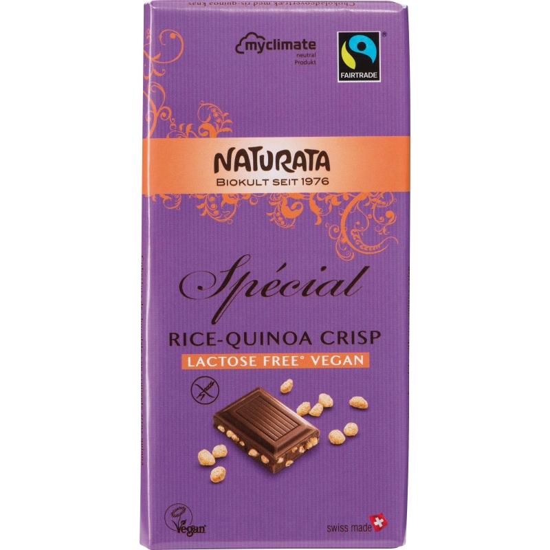 Naturata Bio Spécial Reis-Quinoa crisp