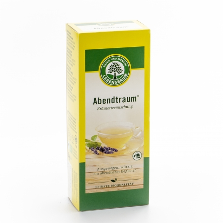 Lebensbaum Bio Kräuter-Tee Abendtraum
