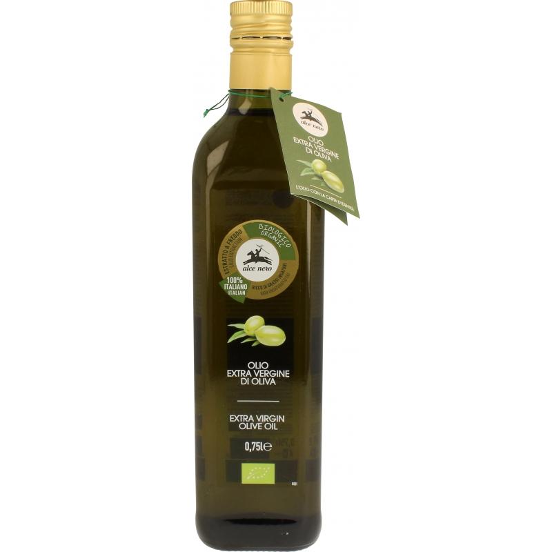 Alce Nero Bio Olivenöl extra vergine semifruttato