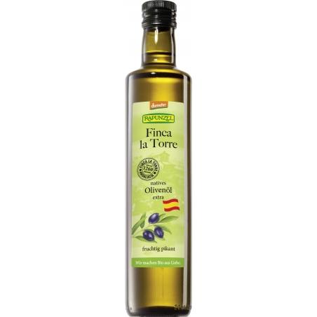 Rapunzel Bio Demeter Olivenöl extra nativ Finca la Torre