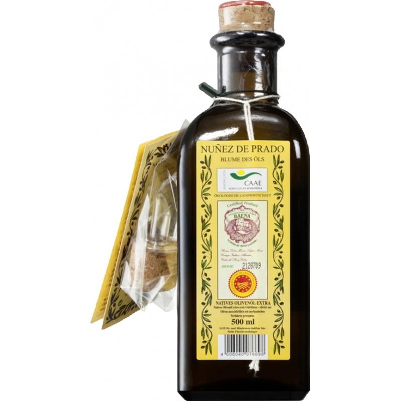 Rapunzel Bio Olivenöl extra nativ Blume des Öls