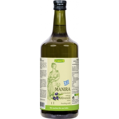 Rapunzel Bio Olivenöl extra nativ Manira