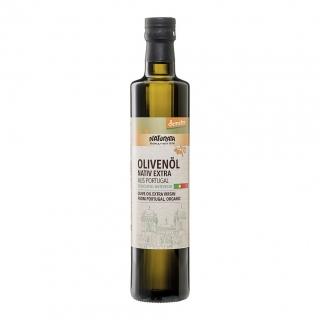 Naturata Bio Demeter Olivenöl extra nativ Portugal Risca Grande