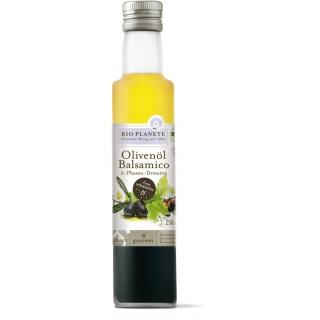 Bio Planète Bio Olivenöl und Balsamico