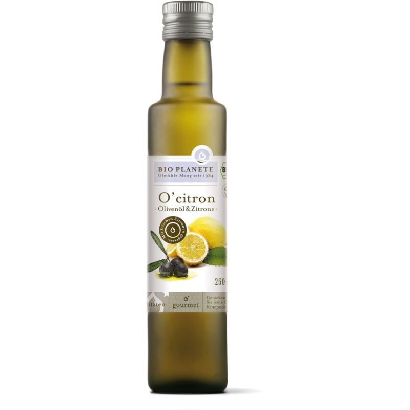 Bio Planète Bio OCitron Olivenöl und Zitrone