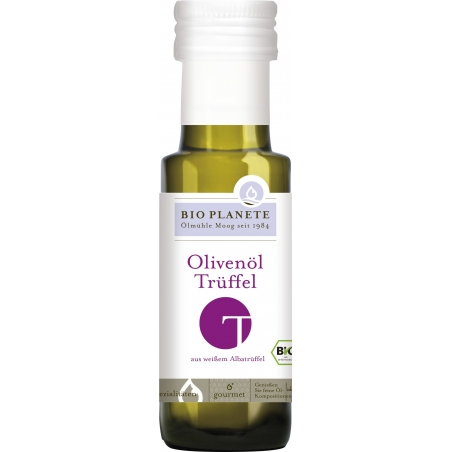 Bio Planète Bio Olivenöl und Trüffel