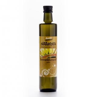 Naturata Bio Demeter Sonnenblumenöl nativ