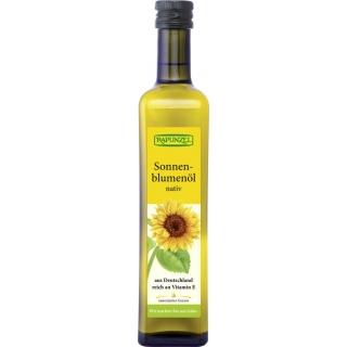 Rapunzel Bio Sonnenblumenöl nativ