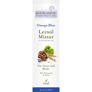 Bio Planète Bio Omega Blue Leinöl-Mixtur
