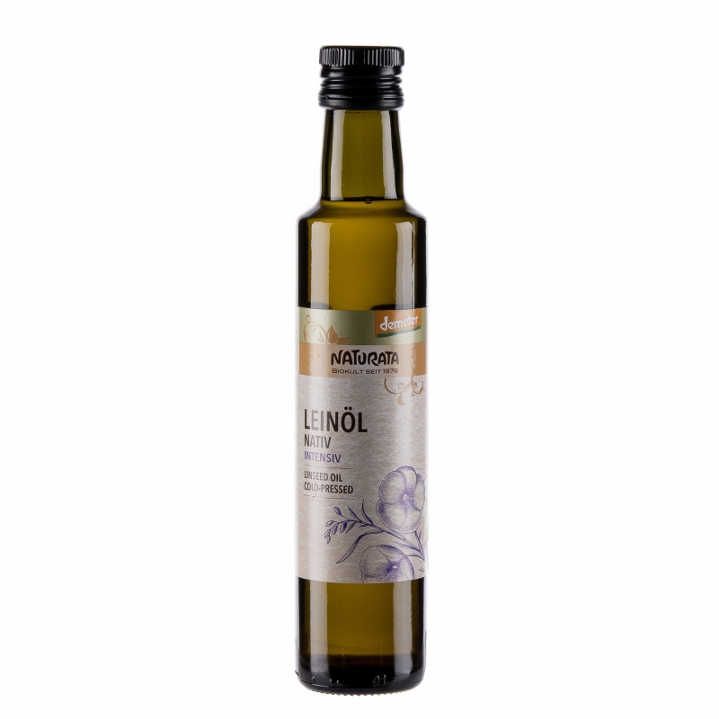 Naturata Bio Demeter Leinöl nativ
