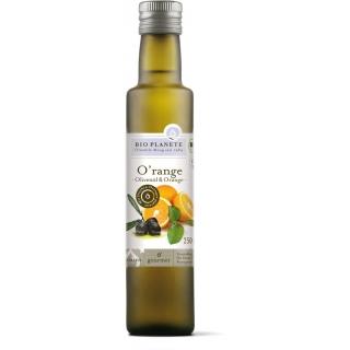 Bio Planète Bio Orange Olivenöl und Orange