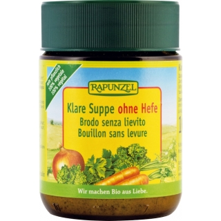 Rapunzel Bio Klare Suppe ohne Hefe