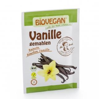 Biovegan Bio Vanille gemahlen