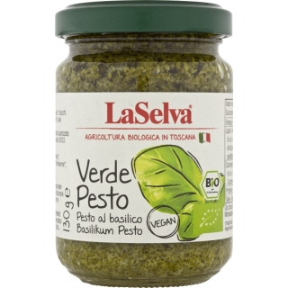 La Selva Bio Pesto Verde ohne Knoblauch mild