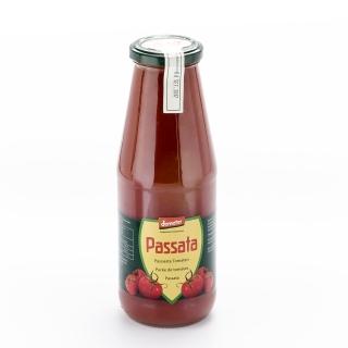 Vanadis Bio Demeter Tomaten passiert