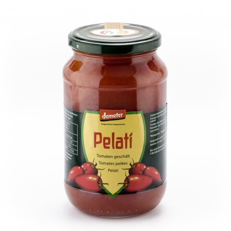Vanadis Bio Demeter Tomaten geschält