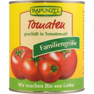 Rapunzel Bio Tomaten geschält in Tomatensaft