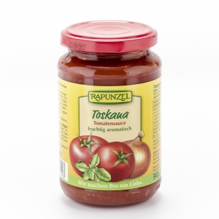 Rapunzel Bio Tomatensauce fruchtig aromatisch