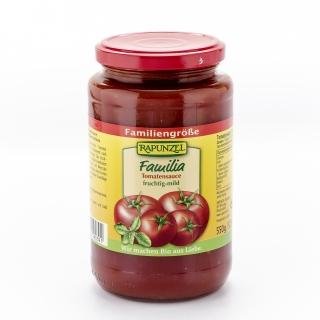 Rapunzel Bio Tomatensauce Familia fruchtig-mild